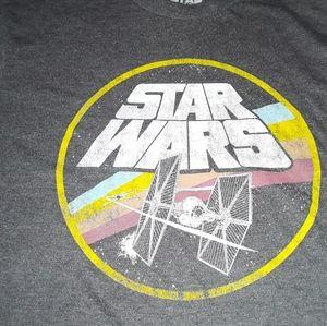 Vintage star wars classic graphic t shirt size L